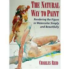 charles read watercolour
